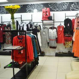 27 августа состоялось торжественное открытие ещё одного брендового магазина ТМ Хелен-А!