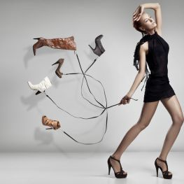 Ідеальне взуття до вбрання. Як підібрати.