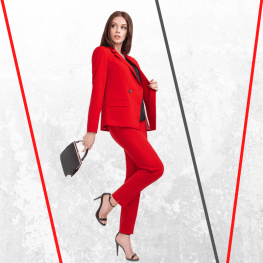 Базовый женский пиджак - красота, стиль и практичность...