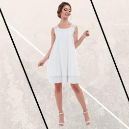 Білий колір - універсальна база будь-якого образу!