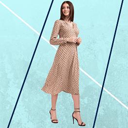 Весняне плаття ... або жіночність завжди в моді.