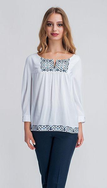 Фото bluza-oberegova-1 товару Блуза Оберегова