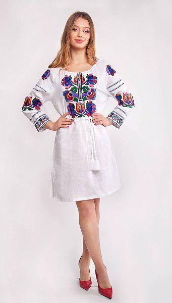 Фото plate-oktava-bel-1 товара Платье Октава бел