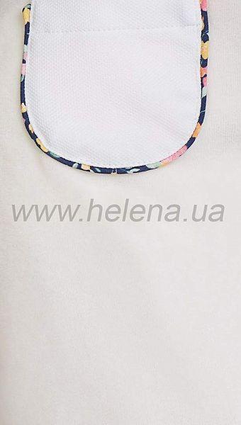 Фото 1032723 товару Піжама жіноча велюрова з кишенею