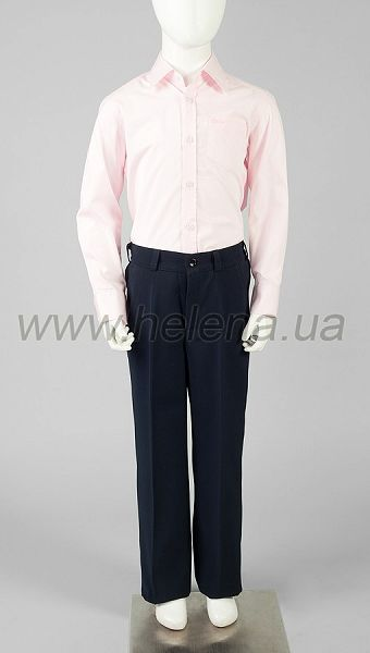 Фото 102022-31 товара Рубашка BOGI (7902)3(Роз