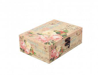 Фото 1030891 товару Шкатулка деревяна Dozen Roses